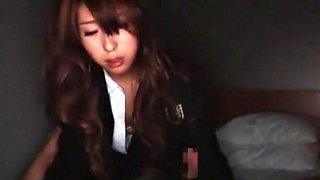 Incredible Japanese whore Asuka Morimoto in Fabulous Dildos/Toys, Fingering JAV movie