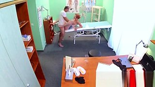 Petite Patient Nailed By Pervert Doctor