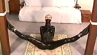 Latex Rubber Bondage Vintage