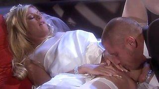 Bride is loved