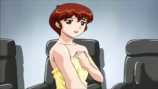 hot big boobs anime sister fucked hard in shower