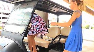 Crazy Public Upskirt Girls HER SNAPCHAT - BAMBI18XX