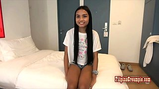 Filipina Creampie presents Naam