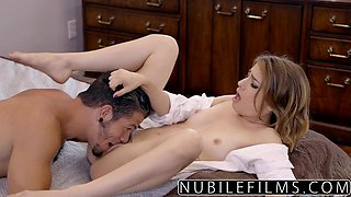 NubileFilms - Hardcore Morning Seduction