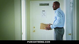 PunishTeens- Submissive Slut Craves Hardcore Punishment