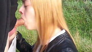 sucking my boyfriends dick near music festival