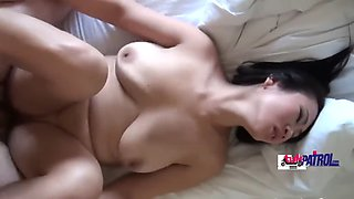 thick thai chick opens her sweet hole