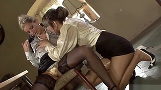 Hoe Euro Lesbians Have Some Fun
