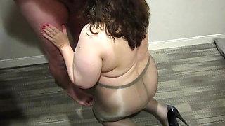 Pantyhose Blowjob August 2018 Part 2
