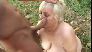 This mature BBW bitch wants to be a sex slave for young man