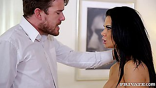 Jasmine Jae - Fucks business partner