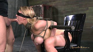 Hard Tied And Hard Fucked