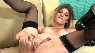 Rimmed tranny prostitute