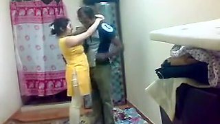 Indian Couple Hidden Sex