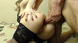 Sexy Anal lingerie Camshow- More at MYFREEFETISHCAM.COM