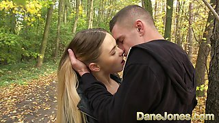 Dane Jones Sexy young Russian babe gives head