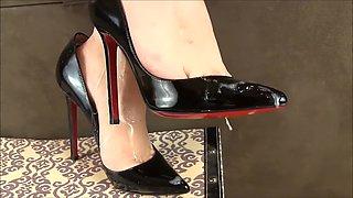 Foot fetish pmv