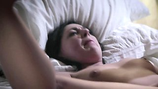 Whitney Wrights virgin twat romped doggy
