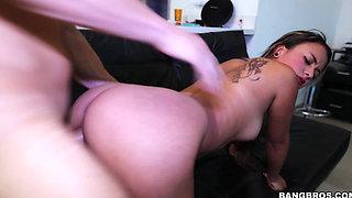 Sofia Perez - Colombian Teen Banged
