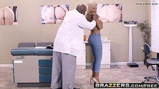 Brazzers - Doctor Adventures - The Butt Doctor scene starrin
