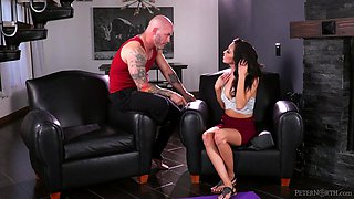 kara faux seduces her stepdad @ confessions of a teenage stepdaughter