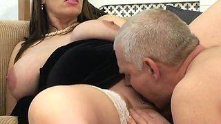 pregnant sex black dress