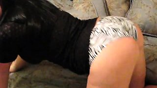 For lovers of matures and panties