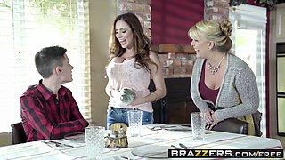 Brazzers - Mommy Got Boobs - Ariella Ferrera Jordi El Nino Polla