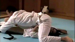 Japanese karate teacher Fuck His Student - Part 1