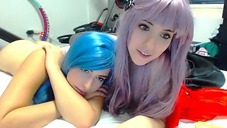 Exotic Amateur record with Lesbian, Stockings scenes