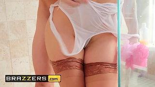 Abella Danger Tyler Nixon - Shower Her With Stockings