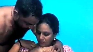 Shy tamil housewife show her boobs