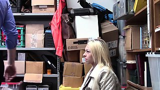 Shoplyfter- Fucking My Daughters BFF For Stealing