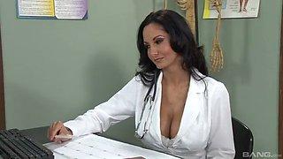 ava addams doctor milf