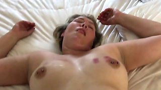Cheating Wife pounded hard by Mexican man