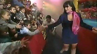 Brazilian girl ring wrestling