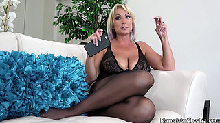 Big Tit Milf gets creampied by BBC