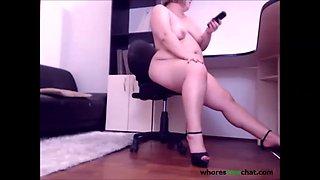 hot naked bbw secretary