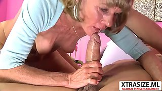 best aunty daisy lou gets fucked hot her son