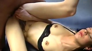 Crazy Teens, Brunette sex movie