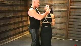 Sexy Asian Dominated In Some Kinky BDSM