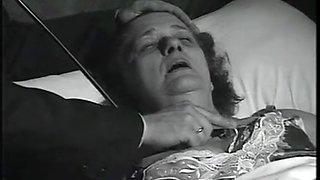 Big tits blonde fucked near sick woman