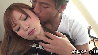 asian clit stimulation