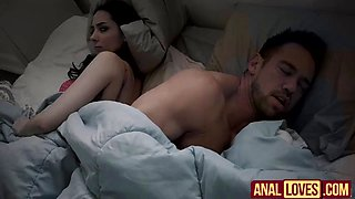 kyra rose her anal love at first ion