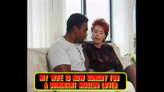 Black Muslim Owns Mature German Wife