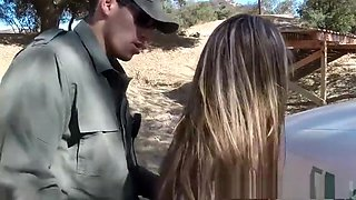 Cassidy banks police officer and lesbian cops punish and dani daniels