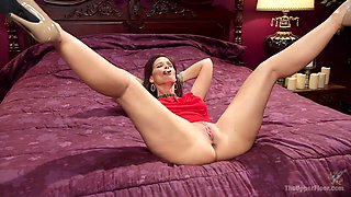 Ardent Syren De Mer is actually ready for some wild brutal anal sex