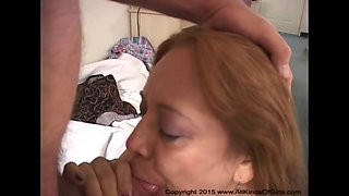 Mexican Granny Got Ass Fucked