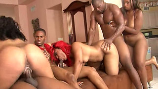 Azz And Mo Ass Orgy 4