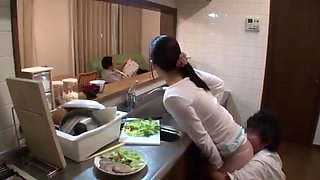 Asian wife cheating